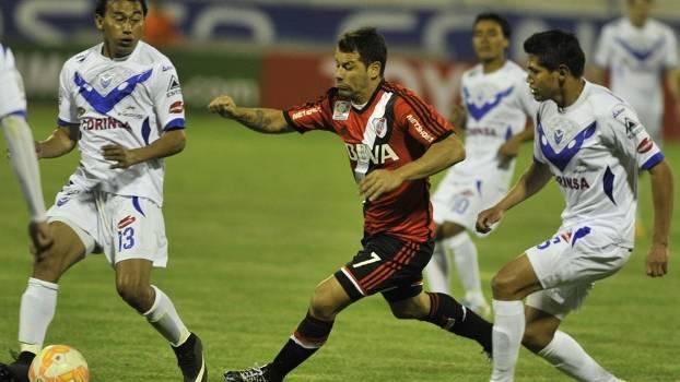 Bolivianos marcaram aos 35 minutos do segundo tempo