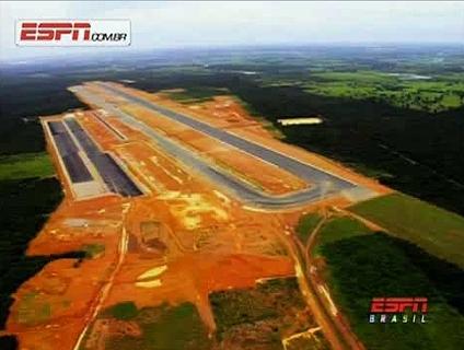 Privatizado em 2011, Aeroporto Internacional de Natal está inoperante