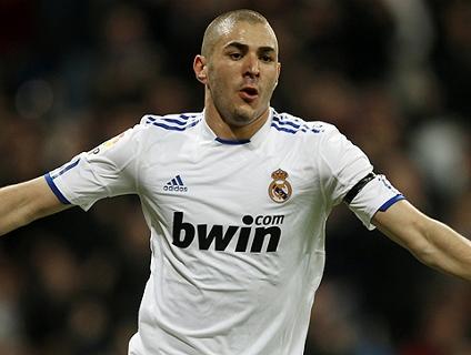 Veja os gols da vitória do Real Madrid!