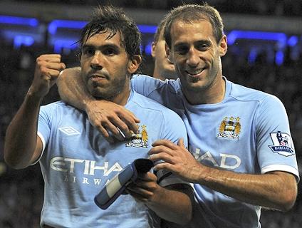 Clique no player acima para ver os gols da vitória do City!