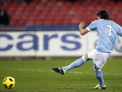 Clique no player acima para ver os gols da vitória do Napoli!
