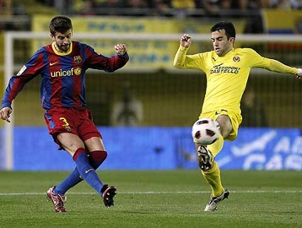 Veja o gol da vitória do Barcelona!
