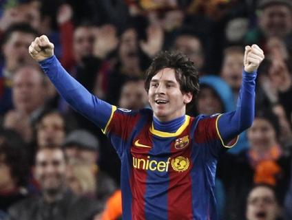 Clique no player acima para ver os gols da vitória do Barcelona!