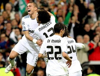 Clique no player acima para ver os gols da vitória do Real Madrid!