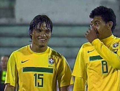Veja os gols da vitória brasileira!