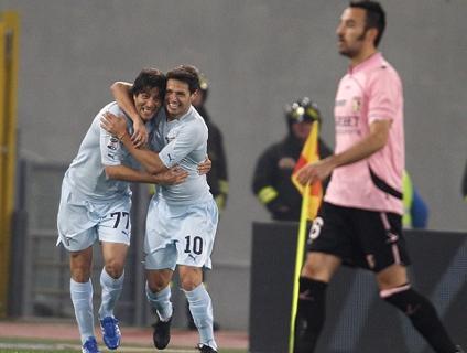 Clique no player acima para ver os gols da vitória da Lazio!