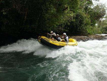 Uma aventura pela Amazônia