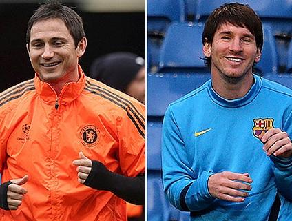 Assista à reportagem de Rubens Pozzi sobre os últimos preparativos de Chelsea e Barcelona
