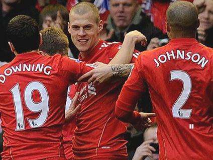 Clique no player para ver os gols da vitória do Liverpool!