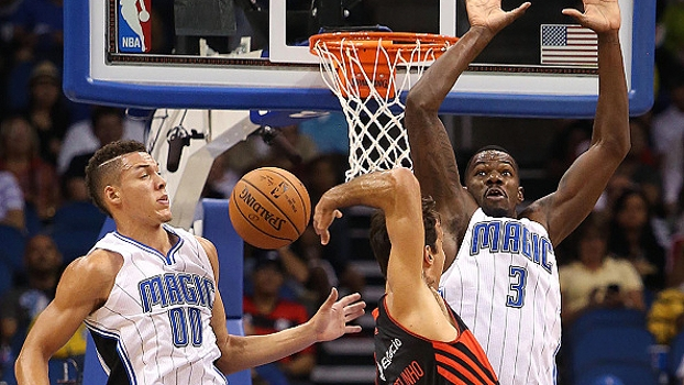 Flamengo x Orlando Magic - Pré-temporada NBA 2014