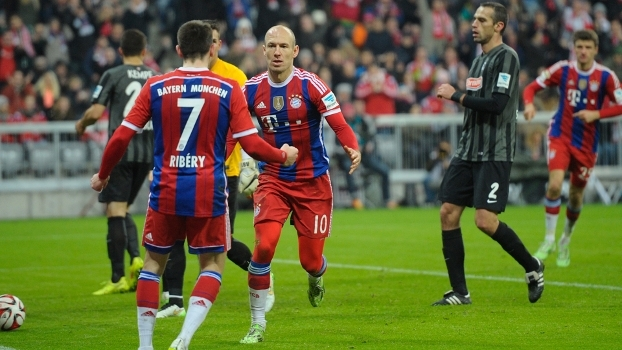 Bayern Munich 2-0 Freiburg – Bundesliga   Highlights